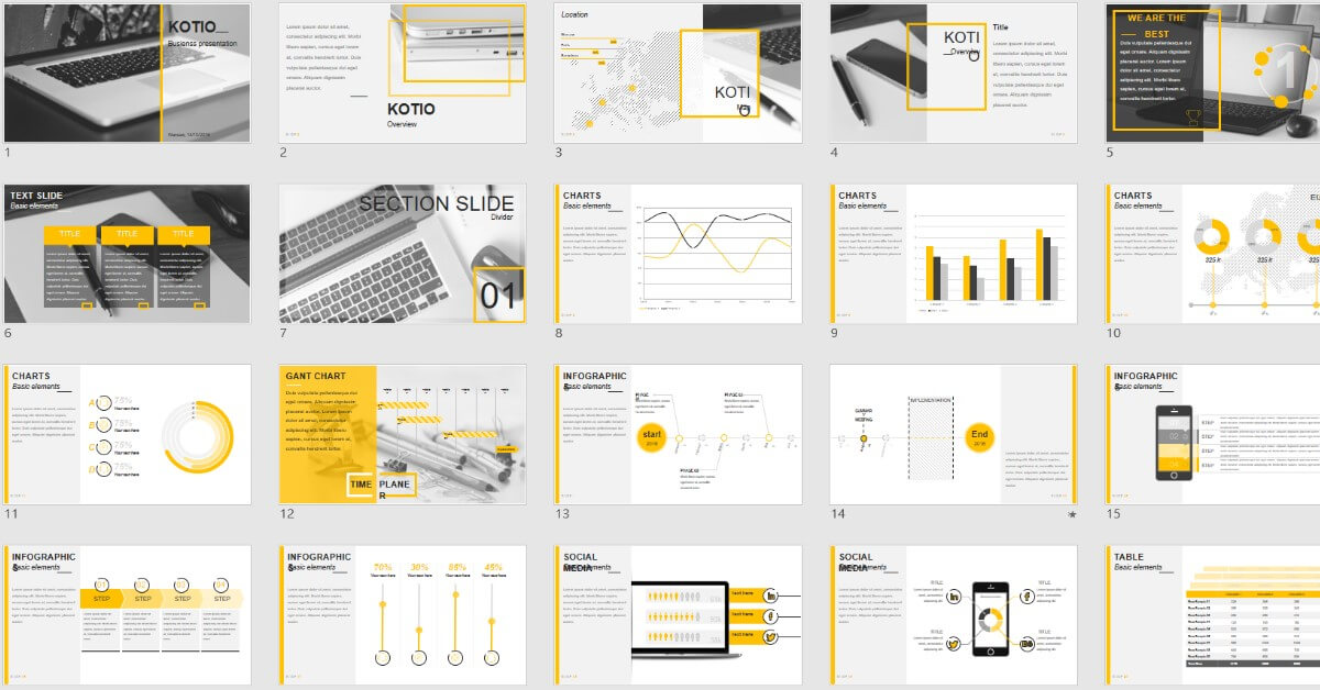 kotio-best-design-powerpoint-template-free-download_all-slides