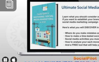SocialPilot - 2018終極社群媒體網路行銷指南