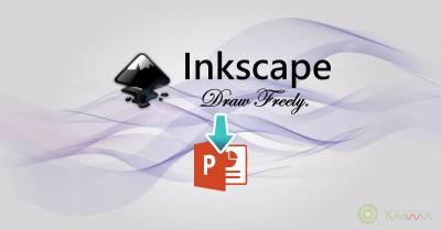善用 Inkscape 將SVG向量圖轉為PPT可編輯的素材